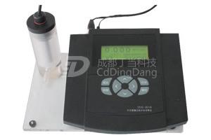 中文便携式纯水电导率仪(电阻率仪/DDS仪/盐度计)